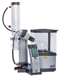 KNF RC900 Rotary Evaporator w/ Dry Ice Condenser