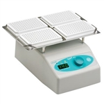 Labnet Orbit P2 Digital Shaker with platform for 2 microplates, 120V