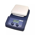 Scilogex MS-H380-Pro LCD Digital 5.5 x 5.5 in. Magnetic Hotplate Stirrer, ceramic plate