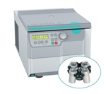 Hermle Z306 Centrifuge w/ Swing Out Rotor