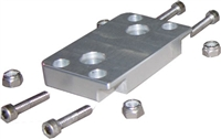 Additional Bracket for Quick-Release Fire Extinguisher Mounting System
