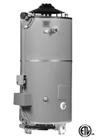 D-100-300-ASME American Standard 100 Gallon Water Heater