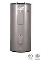 LDN-CE-40T-AS American Standard 40 Gallon Tall Light Duty Commercial Electric Water Heater