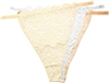 Snappy Cami - Neutral Lace - Set of 3