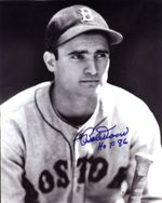 Boston Red Sox Bobby Doerr Autograph 8x10 Photo