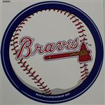 Atlanta Braves Sticker