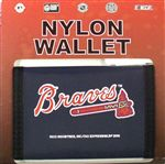 Atlanta Braves Nylon Wallet