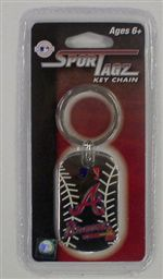 Atlanta Braves Key Ring
