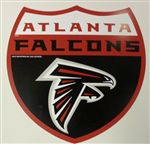 Atlanta Falcons Sign - Interstate