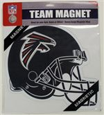 Atlanta Falcons Car Magnet