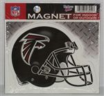 Atlanta Falcons Die Cut Magnet