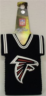 Atlanta Falcons Jersey Bottle Cozy