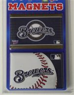 Milwaukee Brewers Magnets