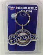 Milwaukee Brewers Key Ring