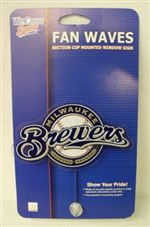 Milwaukee Brewers Fan Waver