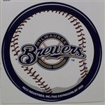 Milwaukee Brewers Sticker