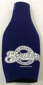 Milwaukee Brewers Bottle Cozy