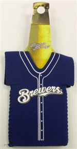 Milwaukee Brewers Jersey Cozy