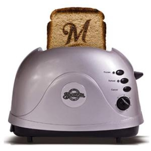 Milwaukee Brewers Toasters