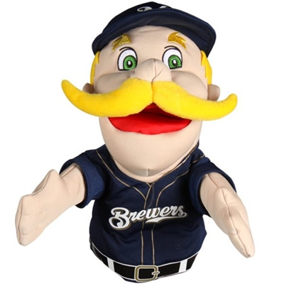 Milwaukee Brewer Bernie Brewer Hand Puppet