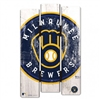 Milwaukee Brewers Nylon Wallet
