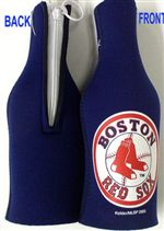 Boston Red Sox Bottle Cozy