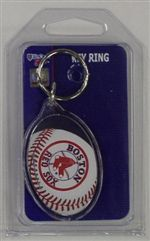 Boston Red Sox Key Ring