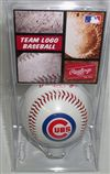 Chicago Cubs Logo Baseball