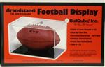 Football Qube With Black Base