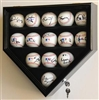 14 Baseball Display Cabinet Holder