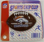 Denver Broncos Bag Clip