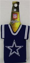 Dallas Cowboys Jersey Bottle Cozy