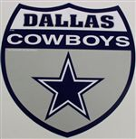 Dallas Cowboys Sign - Intersate