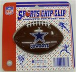 Dallas Cowboys Bag Clip