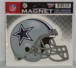 Dallas Cowboys Die Cut Magnet