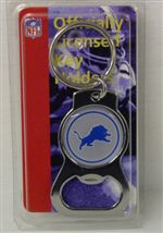 Detroit Lions Key Ring - Bottle Opener