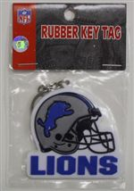 Detroit Lions Key Ring