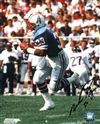 Mike Rozier Autograph 8x10 Photo