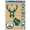 Milwaukee Bucks Decals