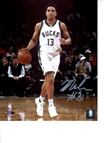 Malcolm Brogdon Autograph 8x10 Photo