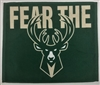 Milwaukee Bucks Official RalleyTowel