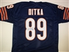 Mike Ditka Autograph Custom Jersey
