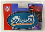 Miami Dolphins Trailor Hitch Cover