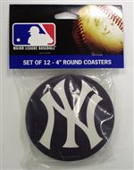 New York Yankees Coasters