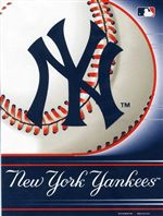 New York Yankees Vertical Flag