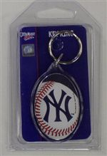 New York Yankees Key Ring