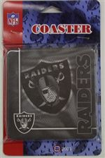 Oakland Raiders Coasters