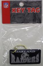 Oakland Raiders Key Ring