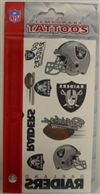 Oakland Raiders Tattoos