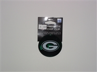Green Bay Packers Magnetic Chip Clip